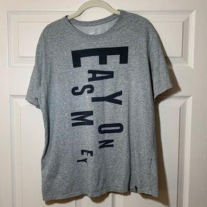 Nike | Dry Fit | Easy Money | short sleeve T-shirt